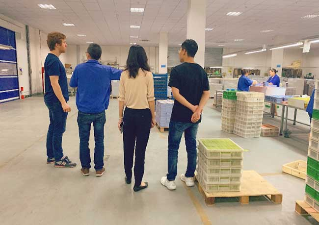 Welcome Korea Board Games Visit Our Factory!