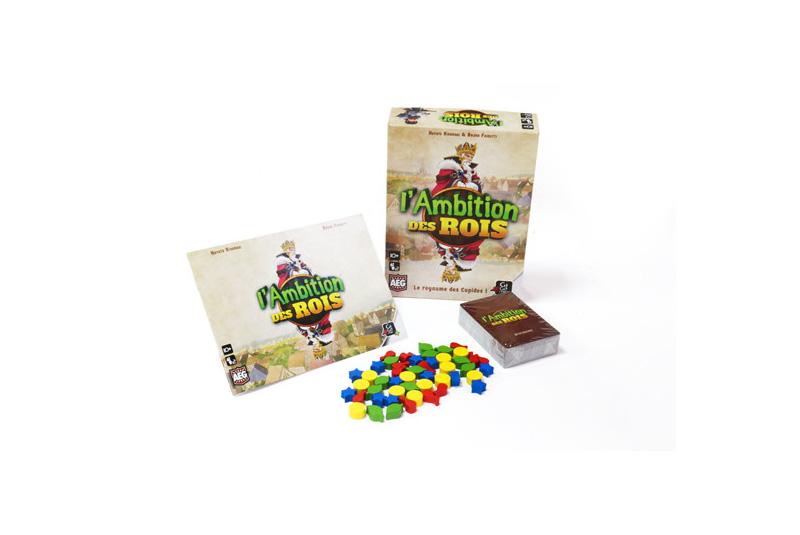 Customized Board Games