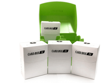 PU Cards Box