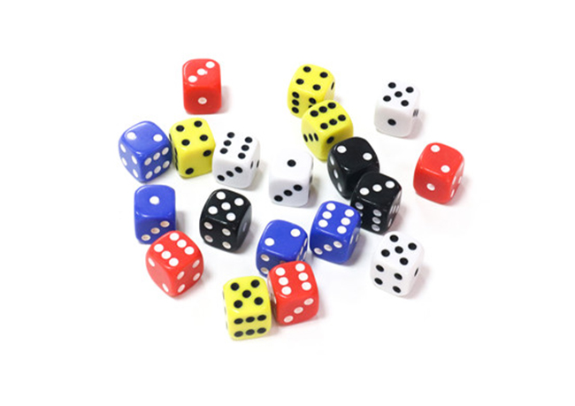 Types Of Dice