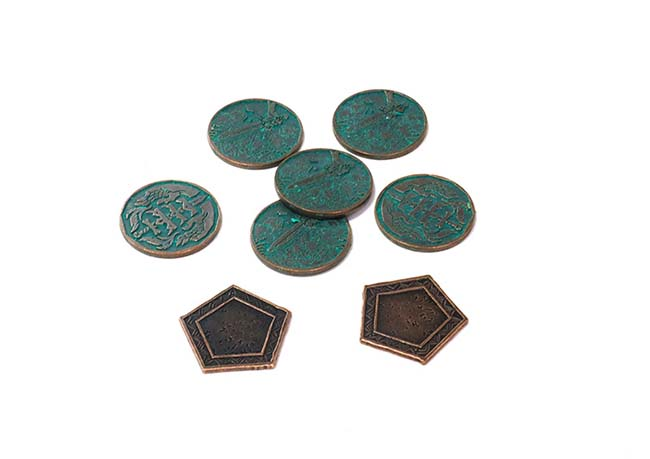 Use the Metal Coins in Your Hand to Play Mini Games with Children!